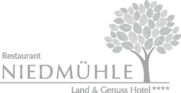 Restaurant Niedmühle – Land und Genuss Hotel Retina Logo